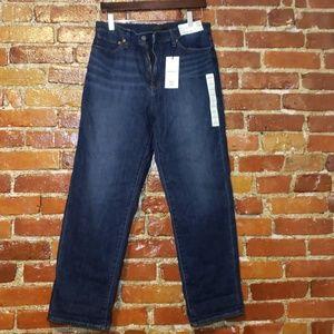 NWT Uniqlo Boyfriend jeans